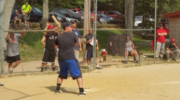 Matthew T. Aungst Memorial Softball Tournament, 2nd Day, West Penn Park, West Penn, 8-30-2015 (275)