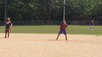 Matthew T. Aungst Memorial Softball Tournament, 2nd Day, West Penn Park, West Penn, 8-30-2015 (295)