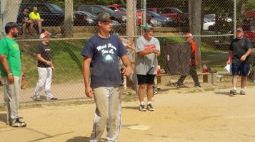 Matthew T. Aungst Memorial Softball Tournament, 2nd Day, West Penn Park, West Penn, 8-30-2015 (301)