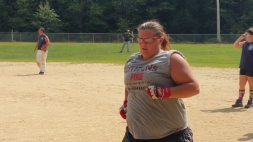 Matthew T. Aungst Memorial Softball Tournament, 2nd Day, West Penn Park, West Penn, 8-30-2015 (302)