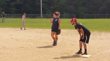 Matthew T. Aungst Memorial Softball Tournament, 2nd Day, West Penn Park, West Penn, 8-30-2015 (303)