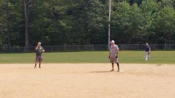 Matthew T. Aungst Memorial Softball Tournament, 2nd Day, West Penn Park, West Penn, 8-30-2015 (304)