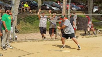 Matthew T. Aungst Memorial Softball Tournament, 2nd Day, West Penn Park, West Penn, 8-30-2015 (308)