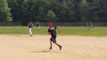 Matthew T. Aungst Memorial Softball Tournament, 2nd Day, West Penn Park, West Penn, 8-30-2015 (309)