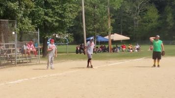 Matthew T. Aungst Memorial Softball Tournament, 2nd Day, West Penn Park, West Penn, 8-30-2015 (311)