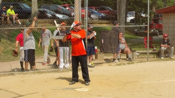 Matthew T. Aungst Memorial Softball Tournament, 2nd Day, West Penn Park, West Penn, 8-30-2015 (312)
