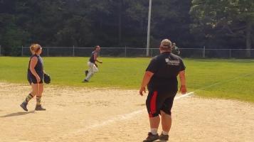 Matthew T. Aungst Memorial Softball Tournament, 2nd Day, West Penn Park, West Penn, 8-30-2015 (313)