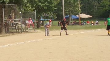 Matthew T. Aungst Memorial Softball Tournament, 2nd Day, West Penn Park, West Penn, 8-30-2015 (316)