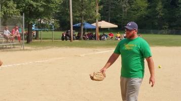 Matthew T. Aungst Memorial Softball Tournament, 2nd Day, West Penn Park, West Penn, 8-30-2015 (321)