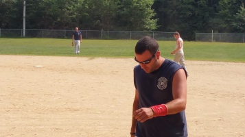 Matthew T. Aungst Memorial Softball Tournament, 2nd Day, West Penn Park, West Penn, 8-30-2015 (323)