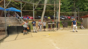 Matthew T. Aungst Memorial Softball Tournament, 2nd Day, West Penn Park, West Penn, 8-30-2015 (327)