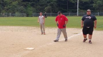 Matthew T. Aungst Memorial Softball Tournament, 2nd Day, West Penn Park, West Penn, 8-30-2015 (336)