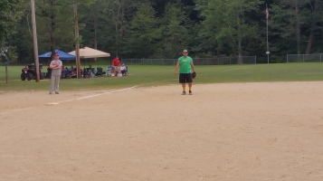 Matthew T. Aungst Memorial Softball Tournament, 2nd Day, West Penn Park, West Penn, 8-30-2015 (337)