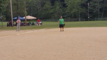 Matthew T. Aungst Memorial Softball Tournament, 2nd Day, West Penn Park, West Penn, 8-30-2015 (337)
