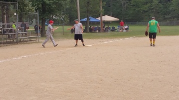 Matthew T. Aungst Memorial Softball Tournament, 2nd Day, West Penn Park, West Penn, 8-30-2015 (342)