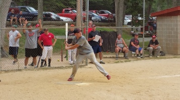 Matthew T. Aungst Memorial Softball Tournament, 2nd Day, West Penn Park, West Penn, 8-30-2015 (347)