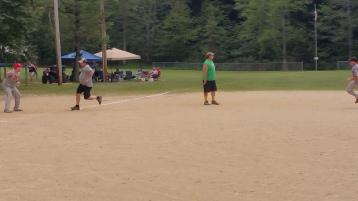 Matthew T. Aungst Memorial Softball Tournament, 2nd Day, West Penn Park, West Penn, 8-30-2015 (352)