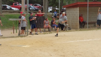 Matthew T. Aungst Memorial Softball Tournament, 2nd Day, West Penn Park, West Penn, 8-30-2015 (353)