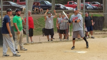 Matthew T. Aungst Memorial Softball Tournament, 2nd Day, West Penn Park, West Penn, 8-30-2015 (357)