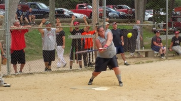 Matthew T. Aungst Memorial Softball Tournament, 2nd Day, West Penn Park, West Penn, 8-30-2015 (363)