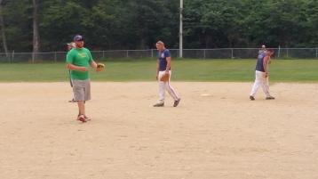 Matthew T. Aungst Memorial Softball Tournament, 2nd Day, West Penn Park, West Penn, 8-30-2015 (364)