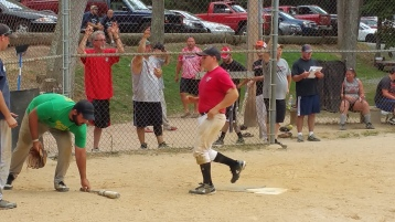 Matthew T. Aungst Memorial Softball Tournament, 2nd Day, West Penn Park, West Penn, 8-30-2015 (374)