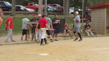 Matthew T. Aungst Memorial Softball Tournament, 2nd Day, West Penn Park, West Penn, 8-30-2015 (375)