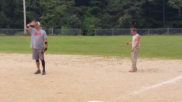 Matthew T. Aungst Memorial Softball Tournament, 2nd Day, West Penn Park, West Penn, 8-30-2015 (380)