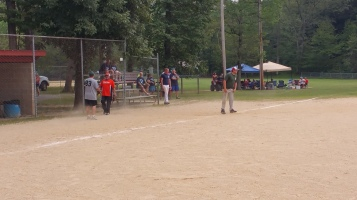 Matthew T. Aungst Memorial Softball Tournament, 2nd Day, West Penn Park, West Penn, 8-30-2015 (387)