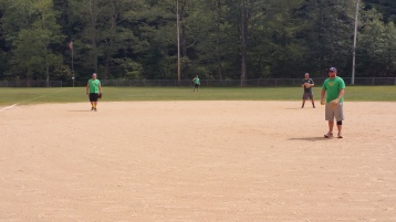Matthew T. Aungst Memorial Softball Tournament, 2nd Day, West Penn Park, West Penn, 8-30-2015 (4)