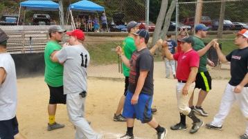 Matthew T. Aungst Memorial Softball Tournament, 2nd Day, West Penn Park, West Penn, 8-30-2015 (402)