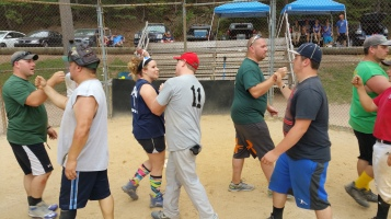 Matthew T. Aungst Memorial Softball Tournament, 2nd Day, West Penn Park, West Penn, 8-30-2015 (403)