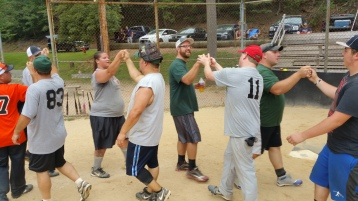 Matthew T. Aungst Memorial Softball Tournament, 2nd Day, West Penn Park, West Penn, 8-30-2015 (404)