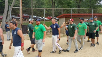 Matthew T. Aungst Memorial Softball Tournament, 2nd Day, West Penn Park, West Penn, 8-30-2015 (410)