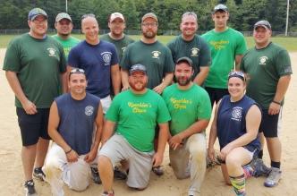 Matthew T. Aungst Memorial Softball Tournament, 2nd Day, West Penn Park, West Penn, 8-30-2015 (421)