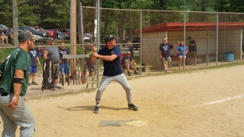 Matthew T. Aungst Memorial Softball Tournament, 2nd Day, West Penn Park, West Penn, 8-30-2015 (5)