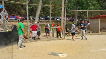 Matthew T. Aungst Memorial Softball Tournament, 2nd Day, West Penn Park, West Penn, 8-30-2015 (87)