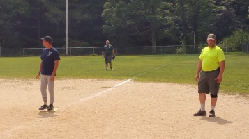 Matthew T. Aungst Memorial Softball Tournament, 2nd Day, West Penn Park, West Penn, 8-30-2015 (9)
