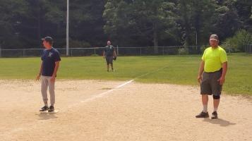 Matthew T. Aungst Memorial Softball Tournament, 2nd Day, West Penn Park, West Penn, 8-30-2015 (9)