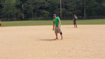 Matthew T. Aungst Memorial Softball Tournament, 2nd Day, West Penn Park, West Penn, 8-30-2015 (92)