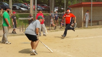 Matthew T. Aungst Memorial Softball Tournament, 2nd Day, West Penn Park, West Penn, 8-30-2015 (95)