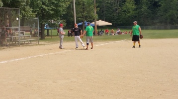 Matthew T. Aungst Memorial Softball Tournament, 2nd Day, West Penn Park, West Penn, 8-30-2015 (96)