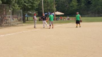 Matthew T. Aungst Memorial Softball Tournament, 2nd Day, West Penn Park, West Penn, 8-30-2015 (96)