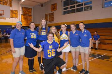 Meet The Fillies, from Angela Perla Kovatch, Marian Catholic High School, Hometown (1)