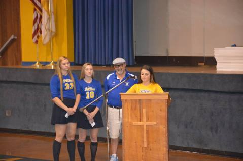 Meet The Fillies, from Angela Perla Kovatch, Marian Catholic High School, Hometown (42)