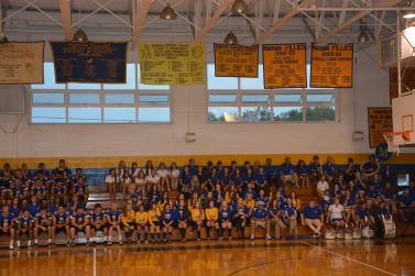 Meet The Fillies, from Angela Perla Kovatch, Marian Catholic High School, Hometown (5)