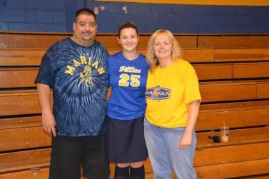 Meet The Fillies, from Angela Perla Kovatch, Marian Catholic High School, Hometown (6)