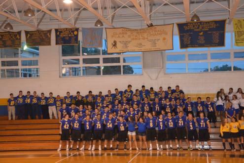 Meet The Fillies, from Angela Perla Kovatch, Marian Catholic High School, Hometown (8)