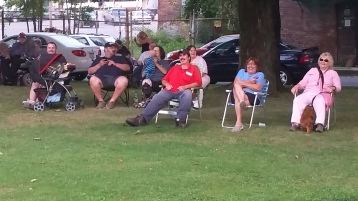 Music in the Park, Rodney Clouser Band, Kennedy Park, Lansford, 8-30-2015 (17)