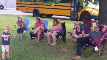 Music in the Park, Rodney Clouser Band, Kennedy Park, Lansford, 8-30-2015 (21)